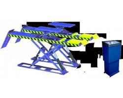 4.5Ton Scissor Alignment Lift Lft-0063-G014