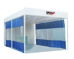 Preparation Booth