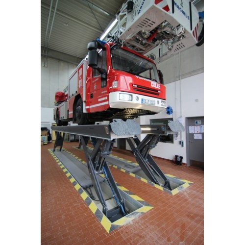 Semi Scissor Lift For Truck