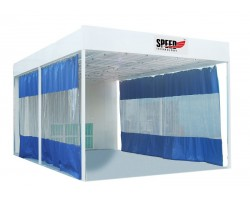 Preparation Booth