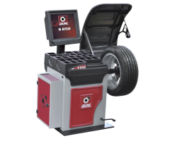 WHEEL BALANCER RED
