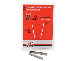 W FIX 2 TYRE REGROOVER BLADE 20PCS/BOX