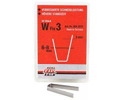 5642872 W FIX 3 TYRE REGROOVER BLADE 20PCS/BOX