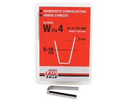 W FIX 4 TYRE REGROOVER BLADE 20PCS/BOX