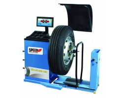 TRUCK WHEEL BALANCER C/W STANDARD ACCESSORIES