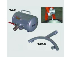 AERATOR AUXILIARY TANK + HANDLE