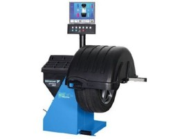 WHEEL BALANCER W/O MONITOR C/W WHEEL GUARD