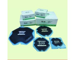 PN04 CROSS-PLY TYRE PATCHES 120MM 10PCS/BOX