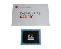 110TL RADIAL TYRE PATCHES 55X75MM 20PCS