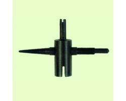 FL/LON TYRE VALVE THREADS REPAIR TOOL WITH EXTRATOR