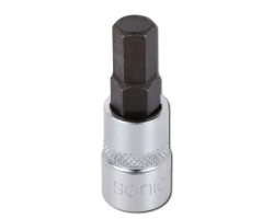 "1/4"" HEX SOCKET BIT 3MM"